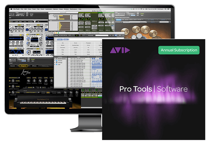 Pro Tools Subscription
