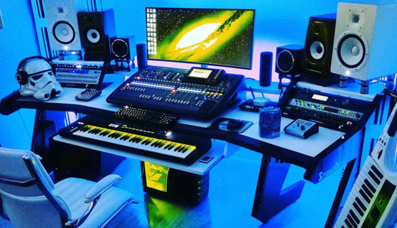 Home Recording Studio & Music Production