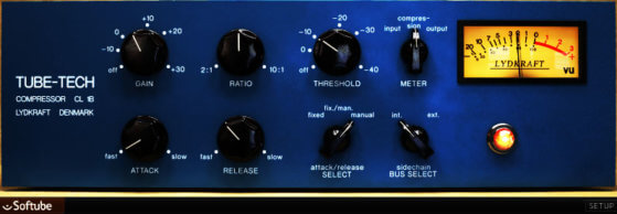 Tube-Tech CL1b Compressor