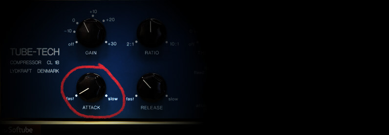 Attack - How to Use a Compressor