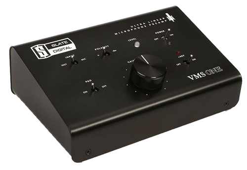 Slate VMS One Preamp